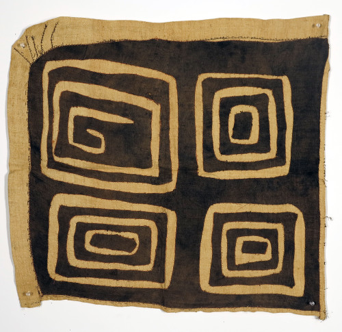 Kuba Cloth, Textile From the Kuba Kingdom of Central Africa (12)