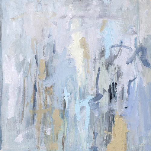 """""""Keep It Moving"""", Original Contemporary Abstract Painting (SOLD)"""