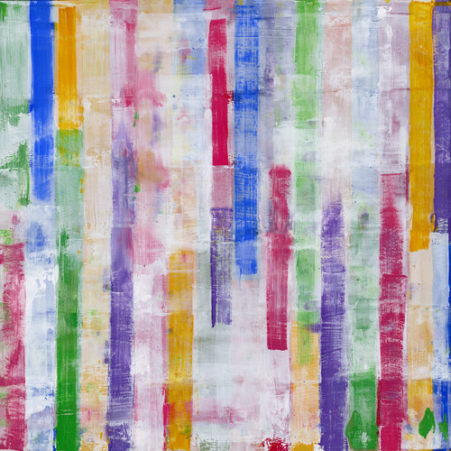 """The Upsides"", Original Contemporary Abstract Painting (SOLD)"