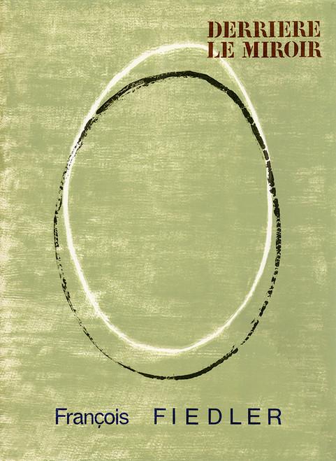 Original Francois Fiedler Lithograph From Derriere Le Miroir No. 167, Circa 1967 (2)