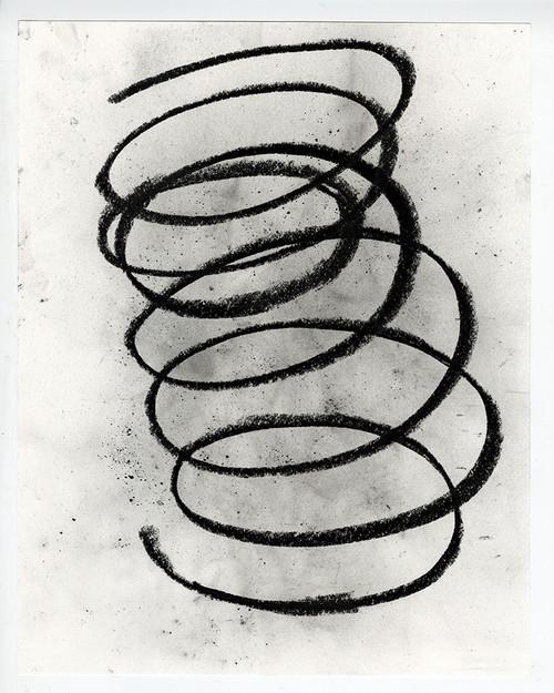 """Where Are We Now?"", Original Contemporary Charcoal Art (5)"