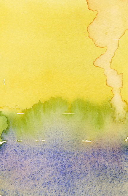 """""""Me Is Who I Love"""", Original Contemporary Watercolor Painting (4)"""