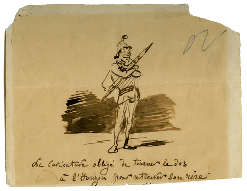 19th Century Satirical French Caricature by Charles Amedee De Noe (Cham) (4)
