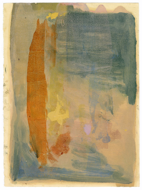 """""""Poptarts"""", Original Hand Painted Monotype, Oil on Arches (SOLD)"""