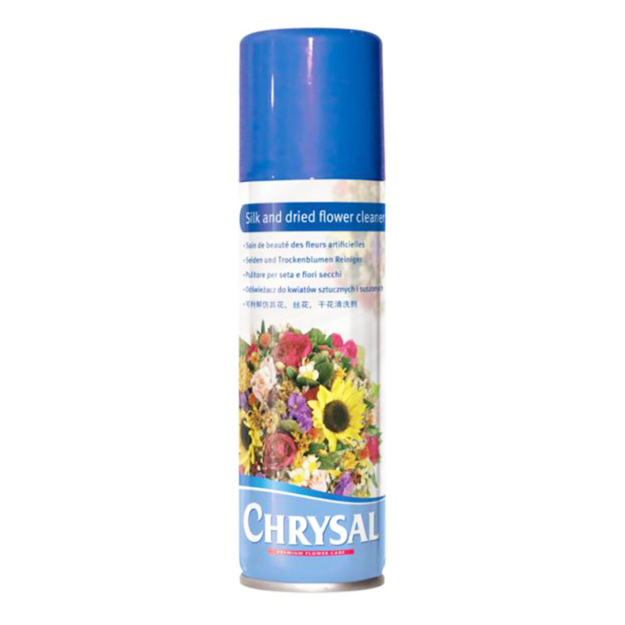 Chrysal Silk And Dried Flower Cleaner Lo Florist Supplies