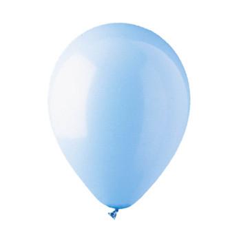"""12"""" Standard Light Blue Balloons"""