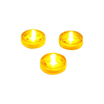 Amber Submersible LED Light