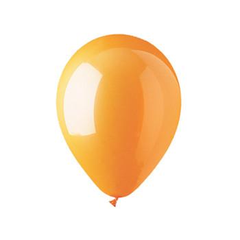 "12"" Standard Orange Balloons"