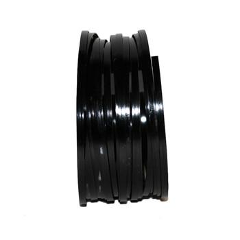 5 MM Gauge Black Flat Decorative Wire 29.5 Ft