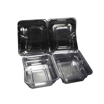 """5"""" Clear Boutonniere Box 261"""