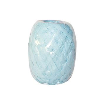 Light  Blue Raffia Ribbon