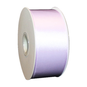 "1.5"" Lilac Double Face Satin Ribbon"