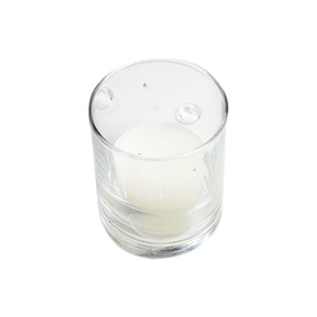 "2.5""  Glass Votive Candle Holder"