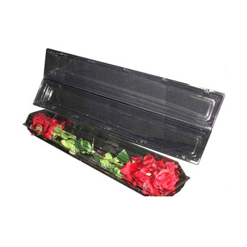 "30"" Clear Rose Box 269"