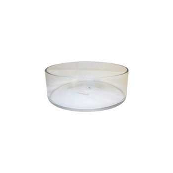 "4"" Wide Short Candle Holder Cylinder"