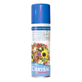 Silk and Dried Flower Cleaner
