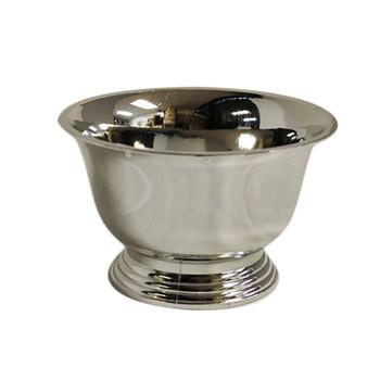 "6"" Silver Design Bowl"