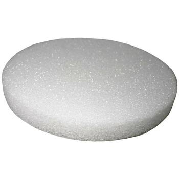 "10"" x 1"" Styrofoam Disc"