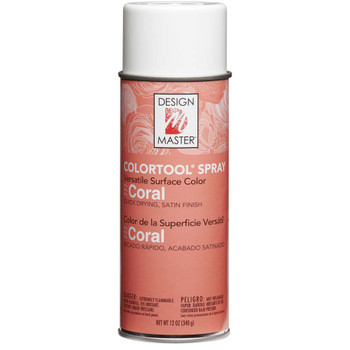 Coral Color Spray