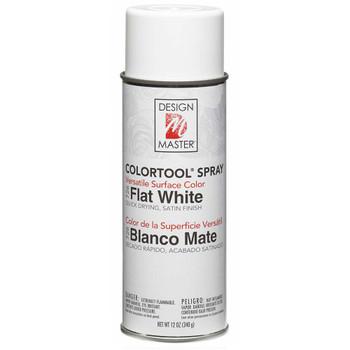 Flat White Color Spray