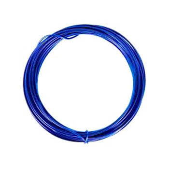 15 Gauge Royal Blue Decorative Wire 39 Ft