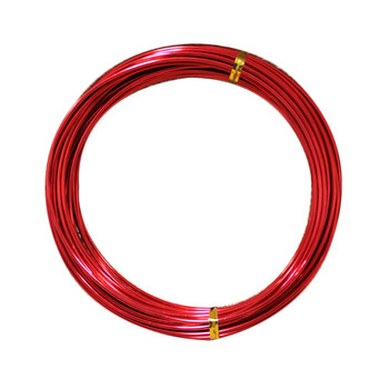 15 Gauge Red Decorative Wire 39 Ft