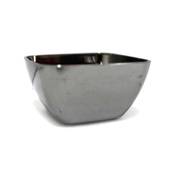 "1.25""  Silver Mini Dessert Bowl 18 PCs/Pack"