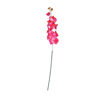 """36"""" Long Stem With Orchids. Fuchsia"""