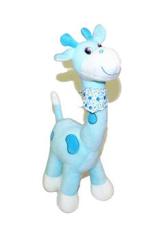 "20"" Blue Cute Giraffe"