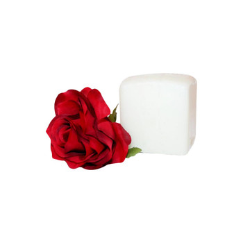 "2.75"" X 3"" Ivory Square Pillar Candle"