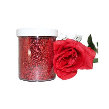 11.5 Oz Red Glitter