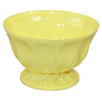 "6"" Yellow Revere Plastic Bowl"