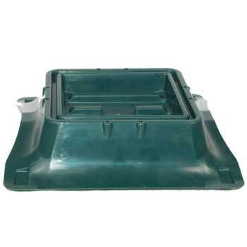"5"" x 5"" Half Block Saddle Tray"
