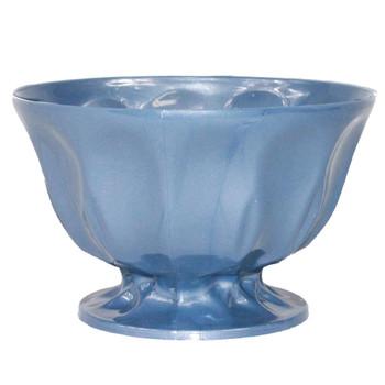 """6"""" Blue Revere Plastic Bowl"""