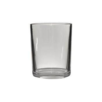 """5""""H  Glass Cylinder Vase"""