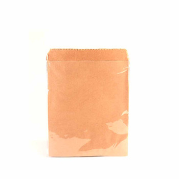 "7""H Natural Paper Heat Bags 12 pieces"