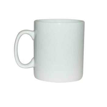 30oz White Ceramic Mug
