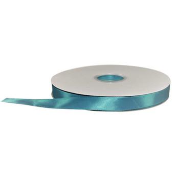 5/8'' Mint Blue Single Face Satin Ribbon