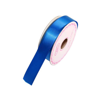 3/4'' Royal Blue Single Face Satin Ribbon