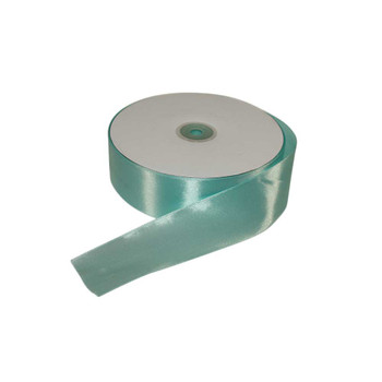 1.5'' Baby Blue Single Face Satin Ribbon