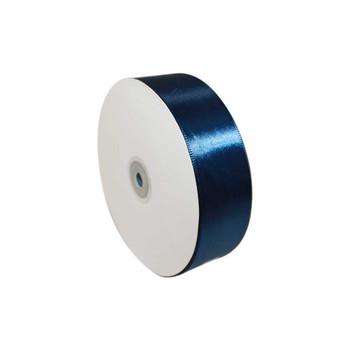 1.5'' Navy Blue Single Face Satin Ribbon