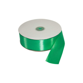1.5'' Teal Single Face Satin Ribbon