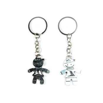 Metal Boy Key-chain