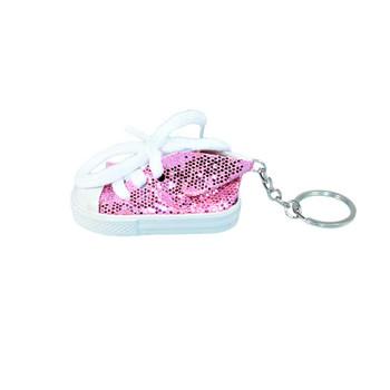 Girl Tennis Shoes Key-chain