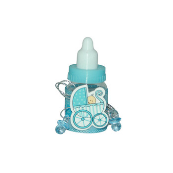 "3.5""  It's A Boy Baby Bottle"