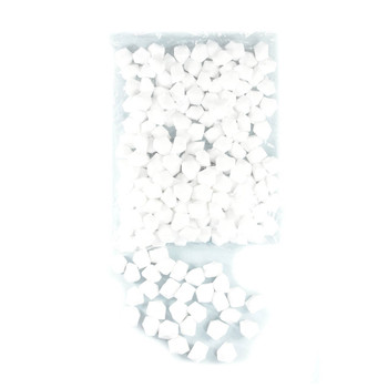 1 LB  White Ice Rocks