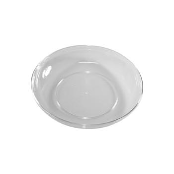 "7.5"" Clear Designer Dish"