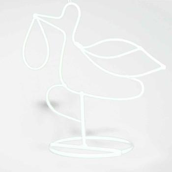 """5"""" Wire Stork"""