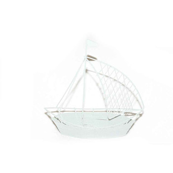 "8.5""  Small Wire  Boat"
