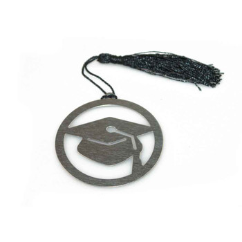 "2.5"" Graduation Bookmark"